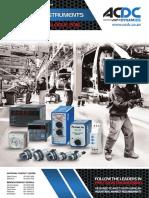Catalogo Rhomberg 2016 Componentes Industriales