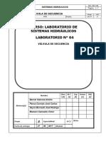 Lab 03 Válvula de Secuencia