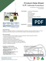 Lanotec U.P. Product Data Sheet 16