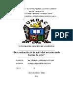 DETERMINACION DE LA ACTIVIDAD UREASICA EN HARINA DE SOYA.pdf