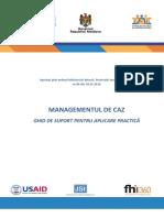 GHID Management de Caz