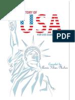 USA History E-book