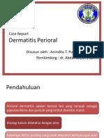 Case Dermatitis Perioral