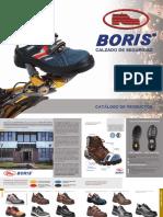 Boris Catalogo 2016
