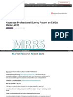 Naproxen Market Analysis With Key Players, Taj Pharmaq