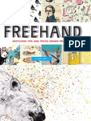 252735827 Freehand Sketching Tips And Tricks Drawn From Art Pdf