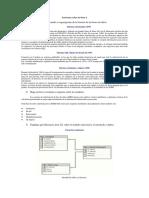 Estructura y Base de Datos I