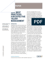 Article_Nine Best Practice Talent Management