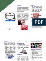 Leaflet Diabetes Melitus Doc