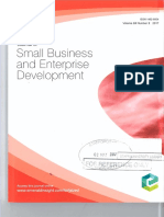 Small Business Entrepreneurial