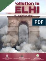 Air Quality of Delhi