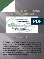 Enfoque Del Territorio Del Ecoturismo