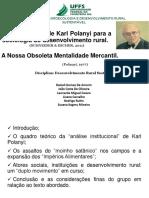 Apresentação DRS Polany - 13-04-15