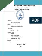 CODIGOS-DEONTOLOGICOS