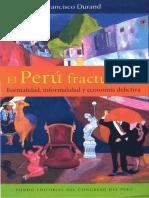 Indice Peru Fracturado