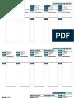 Itinerario Redes - Blog -Mail Marketing