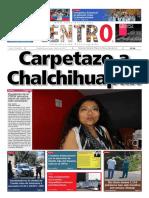 Carpetazo a Chalchihuapan #CentroPuebla