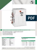 Pliant Cazan Abur Electric, Stirmatic - CA24