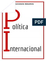 eBook Política Internacional