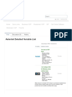 Asterisk Detailed Variable List - Voip-Info