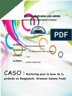 CASO Marketing Para La Base de La Pirámide en Bangladesh