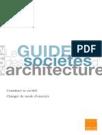 Guide Des Societes Darchitecture