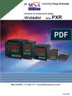 Manual Controlador PXR
