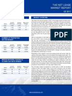 The Boulder Group   Q2 2017 Net Lease Research Report