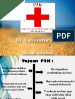 P3K Di Laboratorium