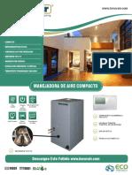 Innovair DXC Air Handler Brochure Spanish