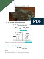 Analisis Roca Nosotros