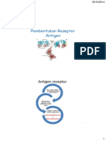 5 Pembentukan Reseptor Antigen