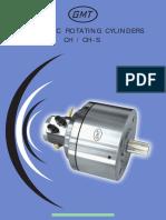 Gmt Hydraulic Rotating Cylinders