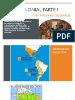 Chile Colonial Parte I 2017