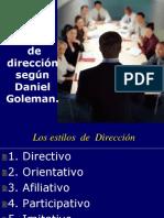Estilos de Direccion Segun Daniel Goleman 1234739294743569 3 (1)