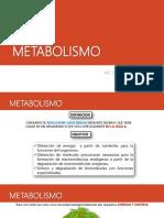 14.1. METABOLISMO