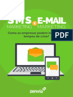 institucional - ebook sms marketing x email mkt