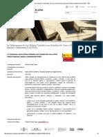La Gobernanza de Los Globos Virtuales Con Estudios de Caso a Nivel Global, Regional, Estatal y Subestatal (GLOVIR) - IBEI