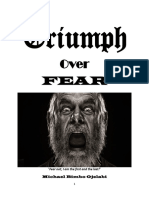 Triumph Over Fear
