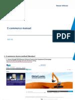 Ecommerce User Manual