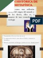 VISIÓN HISTÓRICA DE LA METAFÍSICA.pptx