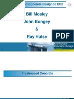 11 Prestressed Concrete Chapter 11