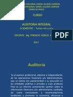 Diapositivas 2017 Auditoria Inttegral