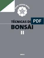 John Yoshio Naka - Tecnicas Del Bonsai II - Copia