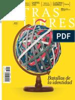 Batallas de la identidad ı Índice Letras Libres México 223 / Letras Libres España 190