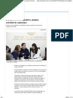 28-06-17 Durante El Receso Legislativo, Mínima Actividad de Comisiones - El Economista