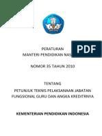 Permen_35 th 2010 (Juknis PK-Guru).pdf