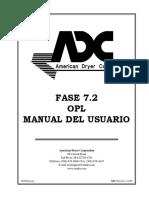 Manual Secadora Adc