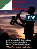 Apostila de Saxofone