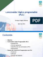 PLC Controladores Lógicos Programables 2016